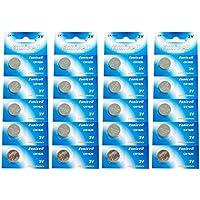 Eunicell CR1620 5009LC Lithium Blister Pack 3V 3 Volt Coin Cell Batteries (20 pcs) by Eunicell preisvergleich bei billige-tabletten.eu