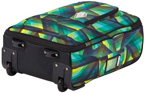Nitro Snowboards Koffer Team Carry On Bag, 50 cm, 36 Liter, blur, 1131878022 geo green