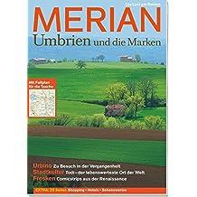 MERIAN Umbrien und die Marken (MERIAN Hefte)