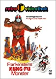 Frankensteins Kung-Fu Monster - Mediabook - Cover D - Limited Edition  (+ DVD) [Blu-ray]