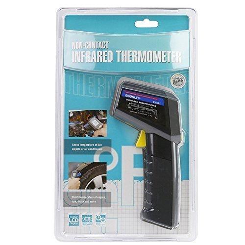 First4Spares Infrarot Nicht Kontakt Digital Thermometer mit Hintergrundbeleuchtung Display
