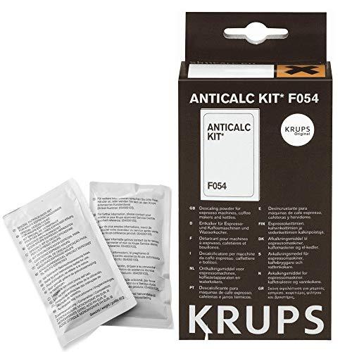 Krups Anticalc Kit* F054 Entkalker, Kalkreiniger, Kalkentferner