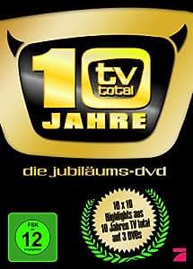 """10 Jahre """"TV Total"""" - Die Jubiläums-DVD"""