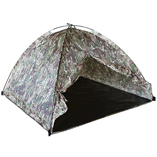 Kombat UK Lightweight Play Kids' Outdoor Dome Tent available in British Terrain Pattern –...