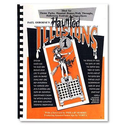 Haunted Illusions by Paul Osborne - Trick