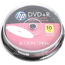 HP DVD +R Double layer Dual DL