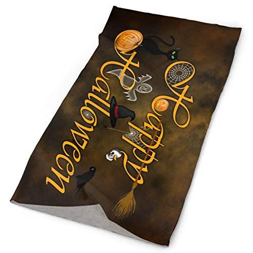 ween Multifunktionale Magic Headwear Männer & Frauen Schlauchschal Gesichtsmaske Stirnbänder Nackenschutz Bandana Sturmhaube Helm für Outdoor Laufen Radfahren Skaten Work Out ()