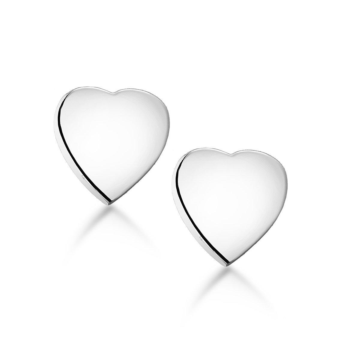 Tuscany Silver – Pendientes para mujer con plata de ley (925/1000)
