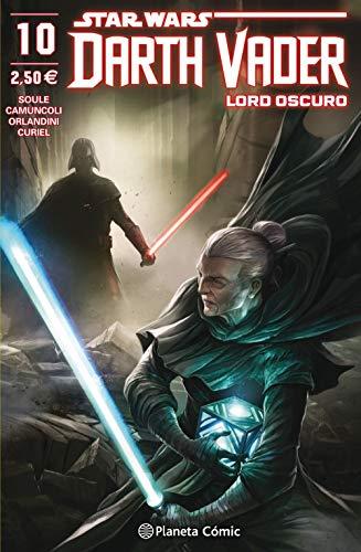 Star Wars Darth Vader Lord Oscuro nº 10 (Star Wars: Cómics Grapa Marvel) por Charles Soule
