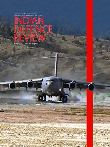 Indian Defence Review Vol 32.1 (Jan-Mar 2017) (English Edition) por Lt Gen JS Bajwa