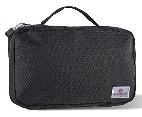 Suvelle Hanging Toiletry Bag Travel Kit Organizer …