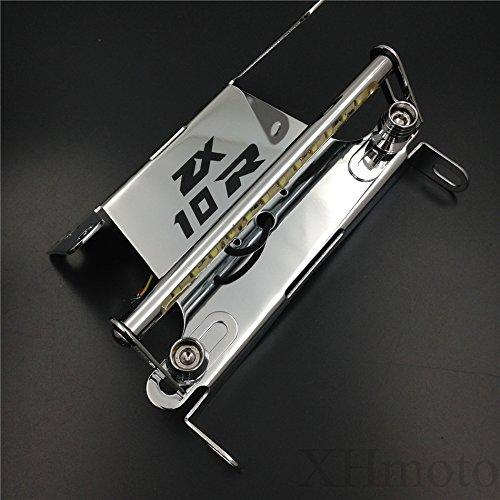 HTT chrom LED-Licht Fender Eliminator Schwanz