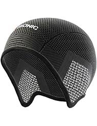 X-Bionic imperméable oW bondear casquette pour adulte Multicolore Noir/Anthracite