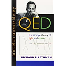 QED - Strange Theory of Light and Matter