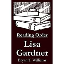Lisa Gardner - Reading Order Book - Complete Series Companion Checklist (English Edition)