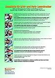 10 Blatt Wasserschiebefolie Decal Papier Transfer Folie DIN A4 weiß für Laserdrucker
