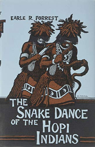 Snake Dance to the Hopi Indians -