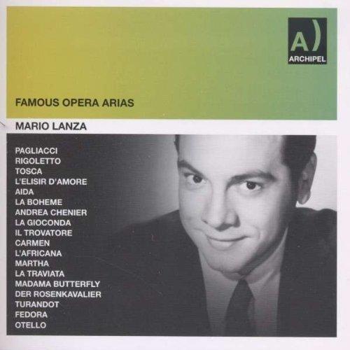 Mario Lanza: Famous Opera Arias [Mario Lanza; RCA Orchestra; Ray Heindorf and Ray Sinatra, Conductors] (2011-05-04)