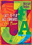 easy to play jazz standards for piano book