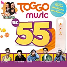 Toggo Music 55 (Audio CD)