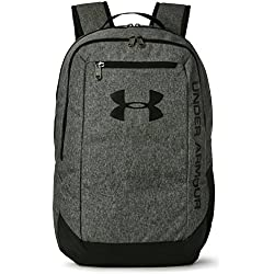 Under Armour Hustle ldwr Mochila, color gris grafito, tamaño talla única