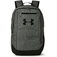Under Armour UA Hustle Backpack LDWR Mochila, Hombre, Gris (041), One Size