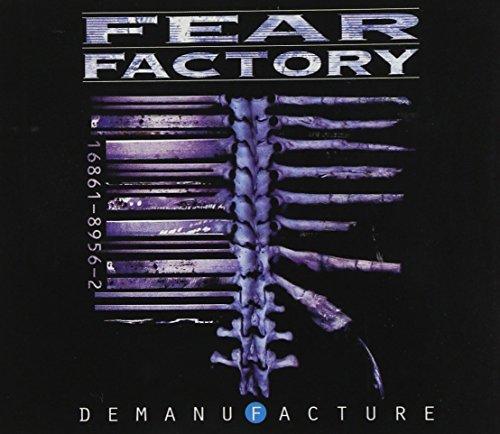 Fear Factory: Demanufacture/Remanufacture (Audio CD)