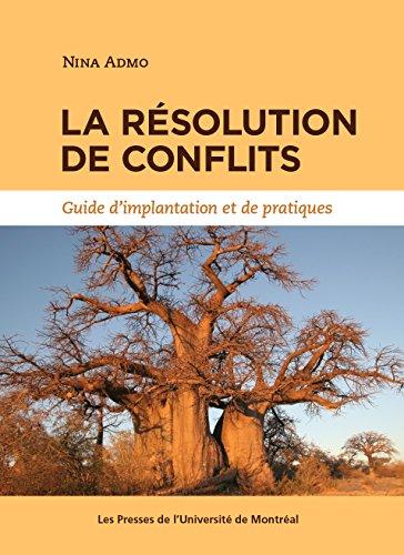 La résolution de conflits: Guide d'...