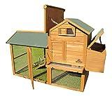 Pets Imperial® grande Kingsbourne Chicken Coop fino a 4 uccelli a seconda della misura C