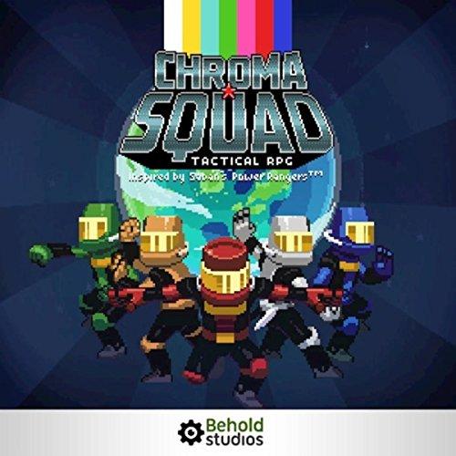 Chroma Squad OST Chroma-studio