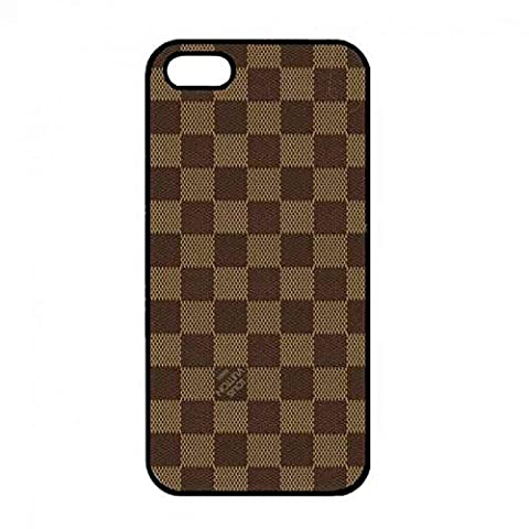 Louis and Vuitton Hard Plastic Black Cover, Louis and Vuitton iPhone 5/iPhone 5S, Louis and Vuitton Phone Coque