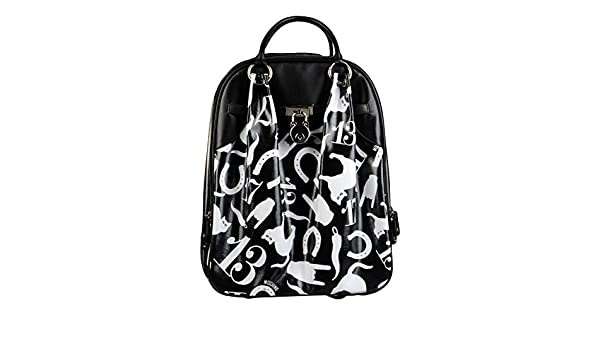 Moschino Borsa Travel COUTURE Trolley Valigia Viaggio