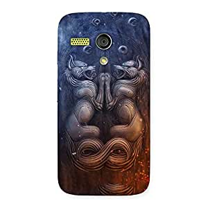 Cute Guardians Of Hell Back Case Cover for Moto G