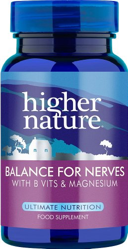 Higher Nature Balance for Nerves - 180 Kapseln -