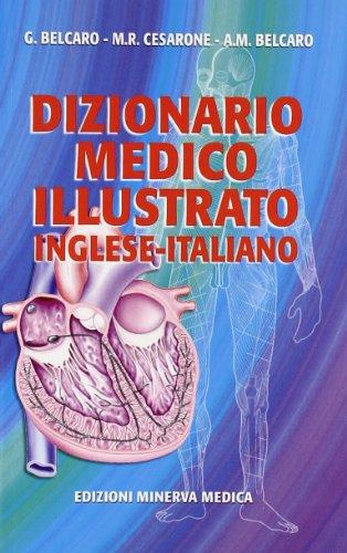 Zoom IMG-2 dizionario medico illustrato inglese italiano