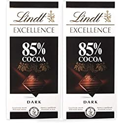 Lindt Excellence 85% Cocoa Chocolate
