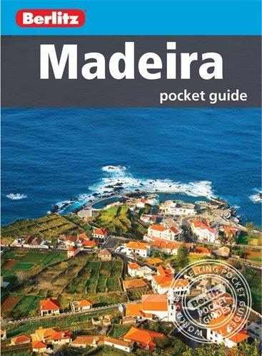 Berlitz: Madeira Pocket Guide (Berlitz Pocket Guides) by Berlitz (May 1, 2014) Flexibound