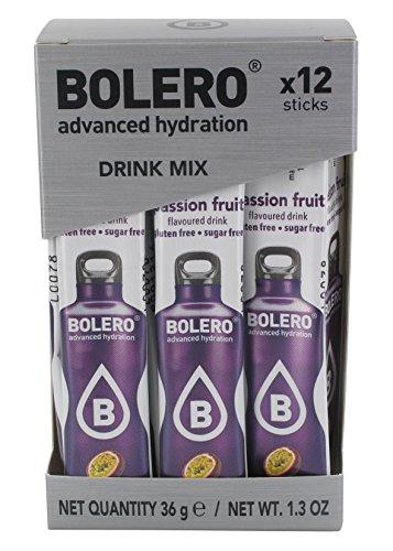 Bolero Sticks Passionfruit 12 x 3g