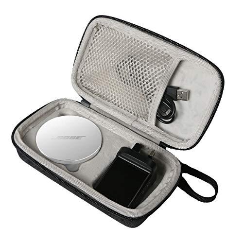 Khanka EVA Hart Fall Reise Tragen Tasche für Bose Noisemasking Sleepbuds - geräuschdämpfende Ohreinsätze Eva-fall