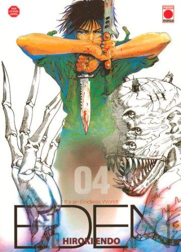 Eden Vol.4 par ENDÔ Hiroki