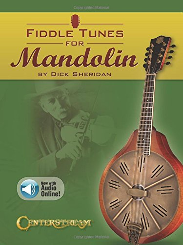 Fiddle Tunes for Mandolin by Dick Sheridan (2015-11-01)