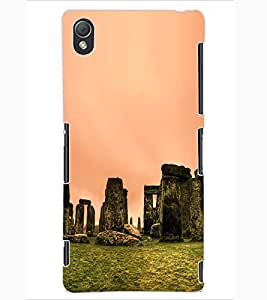 ColourCraft Wonder Image Design Back Case Cover for SONY XPERIA Z3