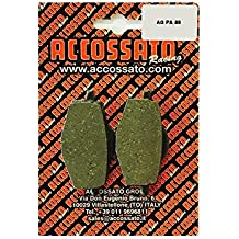 accossato Pastillas freno agpa89or, Yamaha > YFM 350 XT, Xu Warrior, 350 (