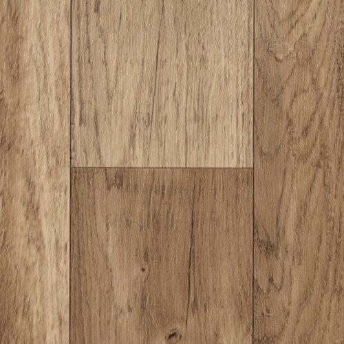 300 und 400 cm Breite Variante: 2 x 2m 200 Vinylboden PVC Bodenbelag Meterware Holzoptik Diele Eiche dunkel rustikal