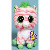 Ty Beanie Boos Sapphire - Zebra (Justice Stores) by Ty Beanie Boos