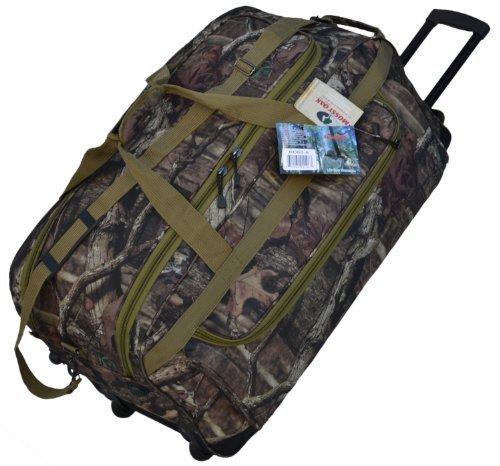 Explorer Rolling Duffel Bag, Mossy Oak, 22-Inch by Explorer