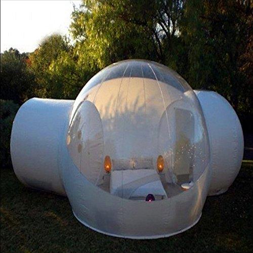 1 Stück Outdoor-Mehrpersonen-Luftblasen-Zelt-Haus aufblasbar,...
