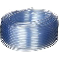WolfPack 2670050 - Rotolo tubo trasparente 4 mmx 6mm, 50m