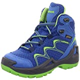Lowa Innox GTX Mid Kids - Blue/Lime