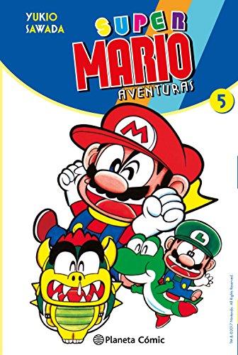 Super Mario nº 05 (Manga Kodomo)